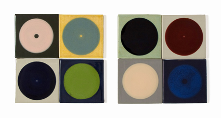 Eight colourways for Margaret Howell