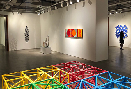 Crafting Geometry. Sotheby's New York