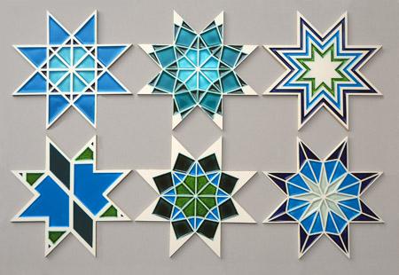 Mosque stars