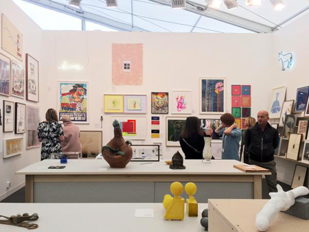 Frieze Art Fair 2015